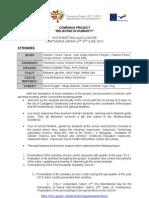 Cartagena Meeting Minutes