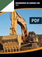 Case Excavadoras de Cadenas CX800B 26061107ES