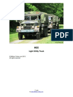 American M35 Army Truck