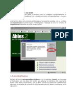 Manual de Abies2