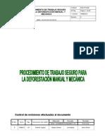 ART-LCSJ-PTS-002 DEFORESTACIÓN MANUAL Y MECANICA