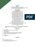 Deeds Registries act 47 of 1937