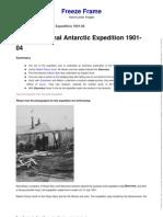 British National Antarctic Expedition 1901 04
