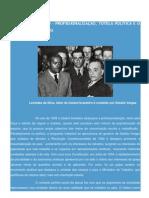 FUTEBOL BRASILEIRO - PROFISSIONALIZAÇÃO, TUTELA POLÍTICA E O PONTAPÉ DE FAUSTO