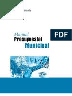 3. Manual Presupuestal-nivel Municipal