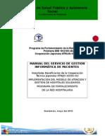 2. Manual Gestion Informatica de Pacientes