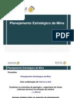01 - Planejamento Estrategico de Mina