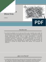Geometria Fractal}