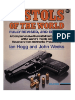 Pistols of the World Ed 3 - Hogg and Weeks 1992