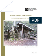03a. Atachment 1 - Built Heritage and Heritage Precincts Monitoring Report