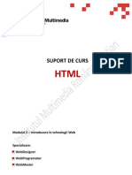 Suport Curs HTML