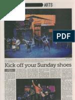 Footloose Article