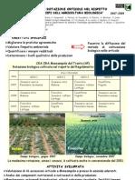 Rotazioni in Agricoltura Biologica CRA