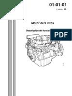 Motor 9 Lts Scania Funcionamiento
