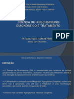 Doenca de Hirschsprung-Tatiana