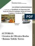 Apresentação TCC Gessica e Raiana