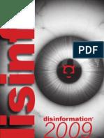 Disinformation 2009 Catalog