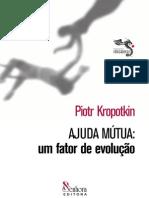 Ajuda Mutua um fator de evolução
