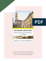 Historia de las Ideas Filosóficas en Aragón