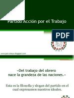 Partido Acción por el Trabajo