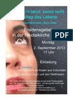2013-09 LOdR Tanz in der Nikolaikirche Leipzig
