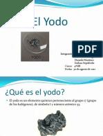 El Yodo
