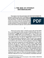Rise of Ottoman Histography