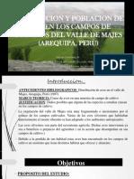 Distribucion y Poblacion de Aves en Los Campos