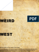 Weird West Rules 1.8