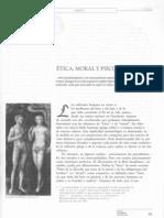 Ética, Moral y psicoanálisis - Sampson