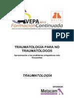 Traumatologia Memorias 2012