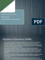 Aprovação de Projeto_ Meio Ambiente e Vigilância Sanitária