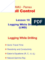 Course on Logging While Drilling