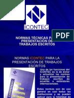 IDETP Normas Icontec Para Elaborar Trabajos