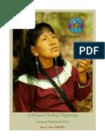 Ayahuasca Healing Pilgrimage in The Amazon Rainforest - Peru June 2015