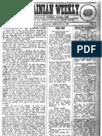 The Ukrainian Weekly 1937-07