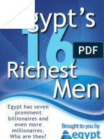 Egypt's16RichestMen