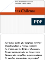 Analise 2 Cartas Chilenas