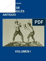 Manual de Boxeo Ingles Antiguo Volumen 1