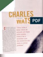 Entrevista - Charles Watson