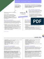 Semantica Translations 2009 Brochure (San Francisco, San Salvador, Brasilia)