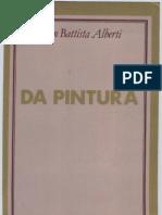 ALBERTI, Leon Battista - Da Pintura