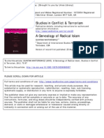 Quintan Wiktorowicz - A Genealogy of Radical Islam