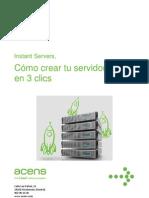 WP Acens Instant Servers Octubre 2012