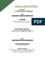 Jornalizacion Programacion Inst Monterrey Jitr