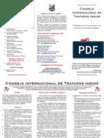 Consejo Internacional de Tratados Indios