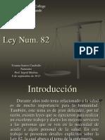 Ley #82