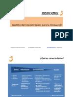 gestindelconocimientoparalainnovacin-090815161843-phpapp01