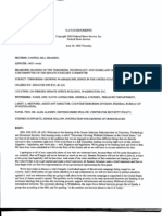 T4 B10 Senate Hearing 6-26-03 Fdr- Entire Contents- FNS Transcript- 1st Pg Scanned for Reference- Fair Use 830