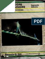 Ecuaciones diferenciales - D Zill 2 Edicion.pdf